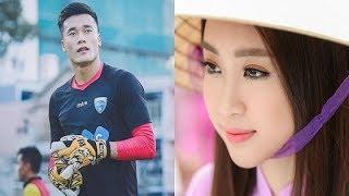 Bá.o Trung Quốc bất ngờ nói thế này về nàng thơ của thủ môn Bùi Tiến Dũng U23 Việt Nam