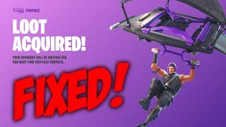 Fortnite Twitch Prime Skins Not Appearing Fix (2018)