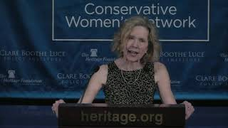 """Conservative Women's Network: Heather Mac Donald on """"The Diversity Delusion"""""""