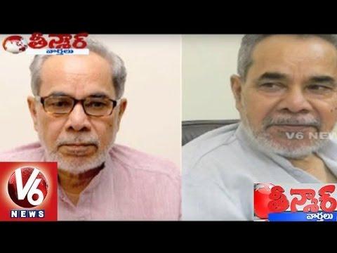 BR Ambedkar Did Not Write The Constitution, Says IGNCA Chief Ram Bahadur Rai | Teenmaar News |V6News