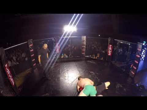 Ultra MMA | Portsmouth | Jack Margetts VS Shane Mullen