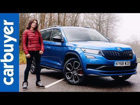 Skoda Kodiaq vRS SUV 2019 in-depth review – Carbuyer