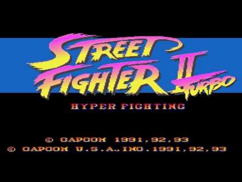 Street Fighter II Turbo Snes Music - Opening Theme