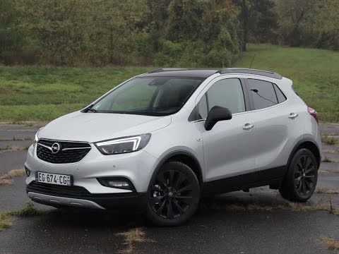 2017 opel mokka x 1 6 ecoflex full walkaround start. Black Bedroom Furniture Sets. Home Design Ideas