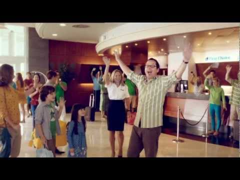 First Choice All Inclusive TV advert