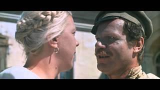 """Ваши трех-дюймовые глазки зажгли огнедышащий пожар в моем сердце. """"Свадьба в Малиновке"""" 1967 г."""