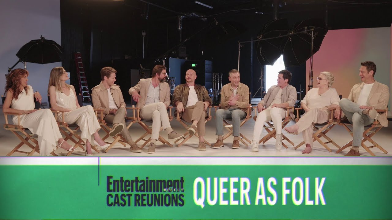 Download Queer As Folk   Cast Reunions 2018