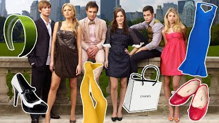 gossip girl's impact on fashion & tv in the 2000s 🛍👩💻🥿