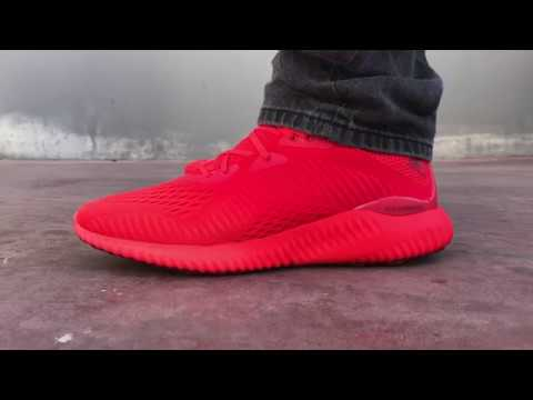 low priced 797cc 273d6 adidas Alphabounce Orange  Cosmos Sport