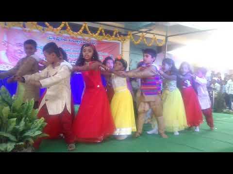 Tumkur BAPUJI SCHOOL DAY GOOD PERFORMANCE VIDEO