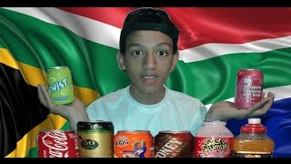 South african - trying worldwide and south african drinks