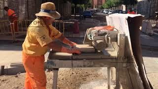 Mejora en la seguridad y peatonalización en Narciso Alonso Cortés