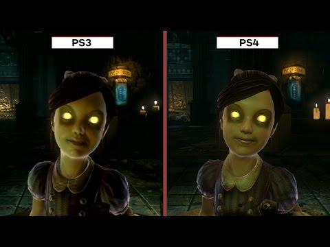 Bioshock: The Collection Graphics Comparison (PS3 vs. PS4)