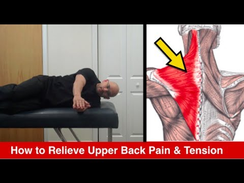 hqdefault - Remedy For Upper Back Pain