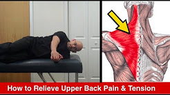 hqdefault - Quick Ways To Relieve Upper Back Pain