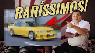 CARROS RAROS DO MUNDO JDM, VOCÊS SABEM QUAIS SÃO? thumbnail