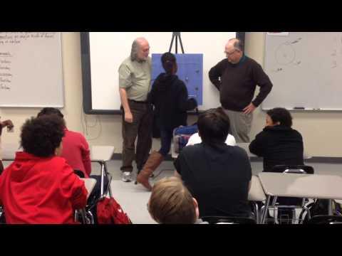 Tutt Middle School STEM Day