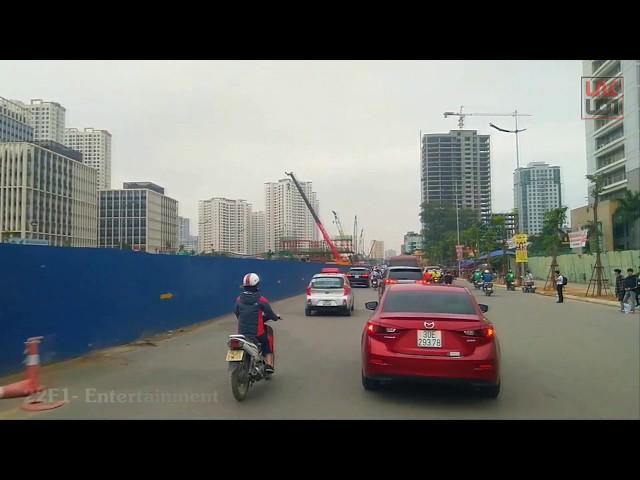 Quận Bắc Từ Liêm thay đổi chóng mặt - Hanoi Street Landscape