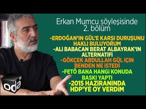 Erkan Mumcu söyleşisinde 2. bölüm