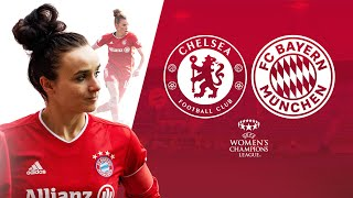 Re-Live: FC Chelsea - FC Bayern | UEFA Women's Champions League