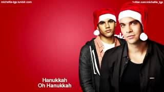 Hanukkah Oh Hanukkah (Glee Cast Version)