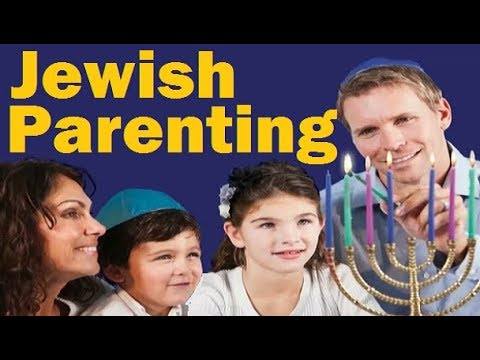 JEWISH PARENTING - Rabbi Michael Skobac – Jews for Judaism (Shabbat Torah Israel Kosher Mitzvot)