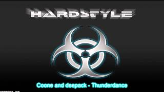 Coone & Deepack - Thunder Dance + Download link