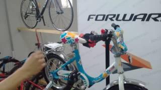 детский велосипед Altair City Boy 14 2016 обзор