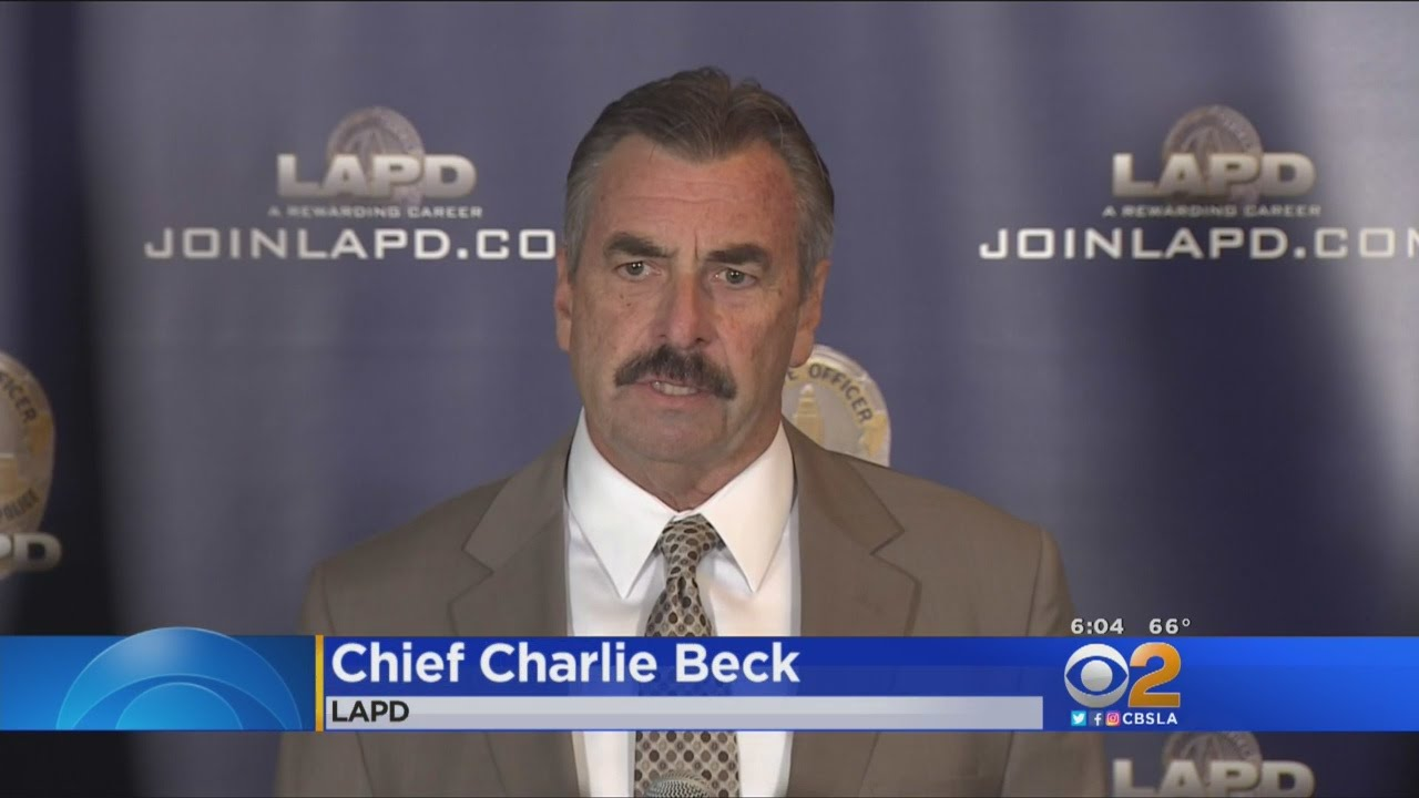 Download LAPD Will Not Take On Role Of 'Immigration Enforcement' Under Trump, Charlie Beck Says