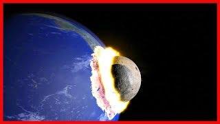 Que se Passerait-il Si La Lune PERCUTE La Terre ?