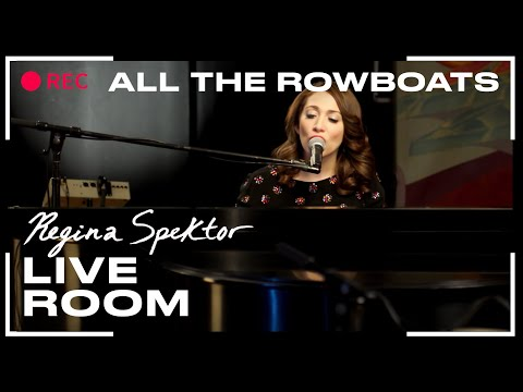 Regina Spektor  All The Rowboats captured in The  Room