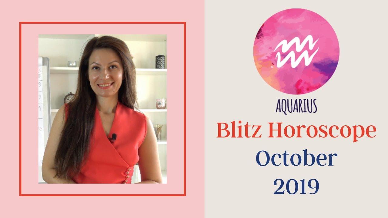 aquarius october 22 2019 weekly horoscope
