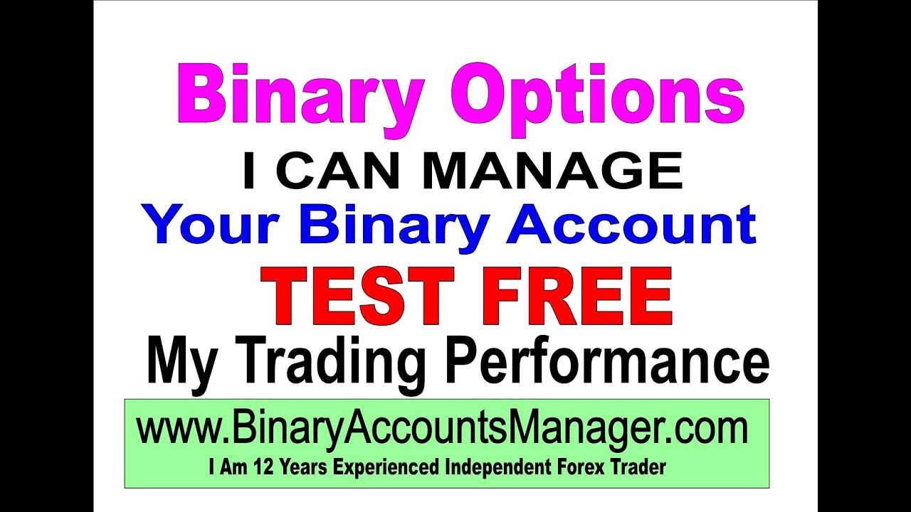 Profit method binary options