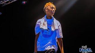 Huyu Hapa Nkunda Star Akichana Kisukuma Tigo Fiesta Mwanza