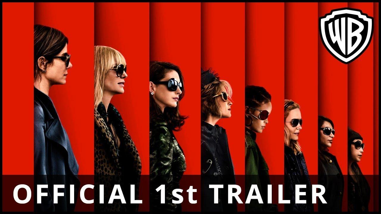 Download Ocean's 8 - Official 1st Trailer - Warner Bros. UK