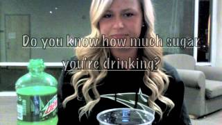 Sugary-Drink PSA for Anthro class