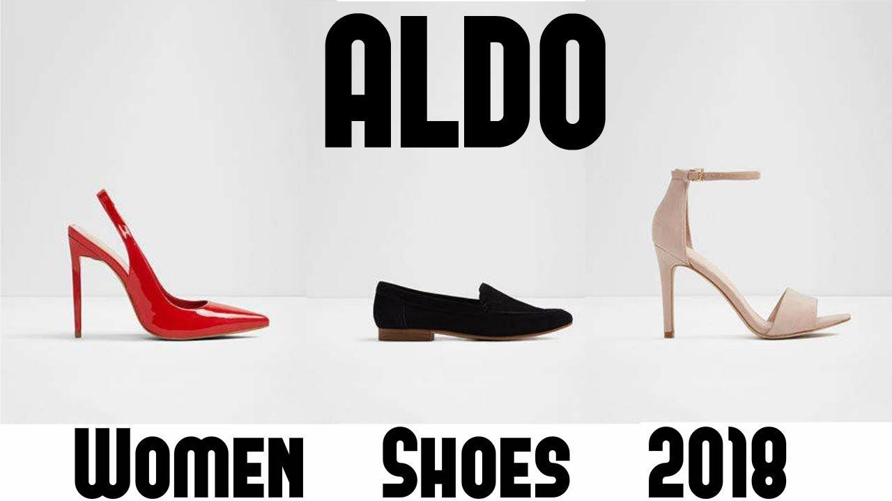 offrire sconti nuova versione acquista per ufficiale Aldo Shoes 2018
