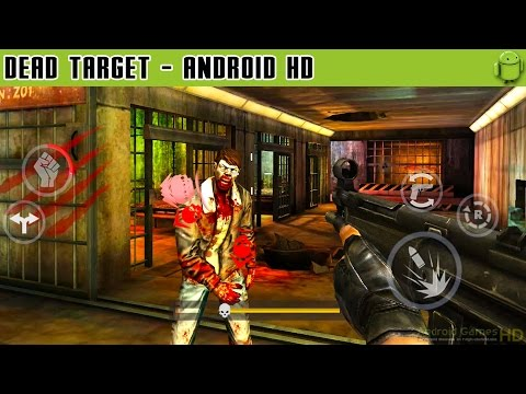 Dead Target: Zombie - Gameplay Android HD / HQ Audio (Android Games HD)