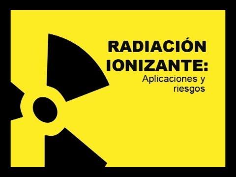 Resultado de imagen para radiación ionizante