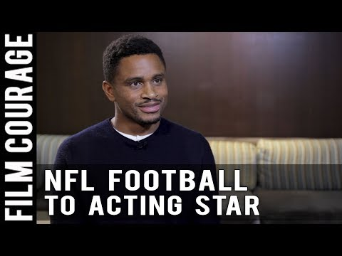 Nnamdi Asomugha - From Football Star To Acting Star [FULL INTERVIEW]