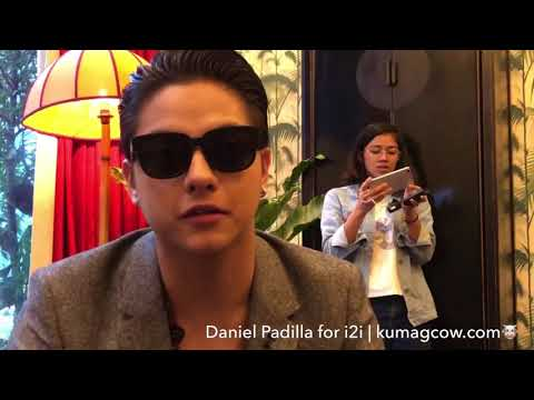 Interview with Daniel Padilla for i2i