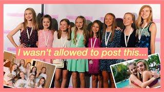 UNRELEASED SevenSuperGirls Meet & Greet + SevenPerfectAngels Footage! (never seen before oop)