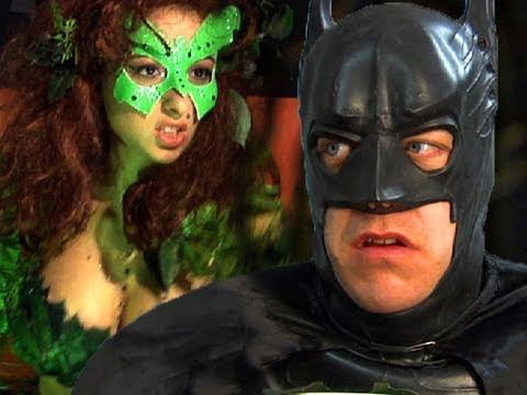 Batman vs. Poison Ivy!