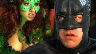 Batman vs. Poison Ivy!