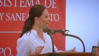 Entrega Gobernadora acciones de vivienda en Chirajobampo   23 MAYO