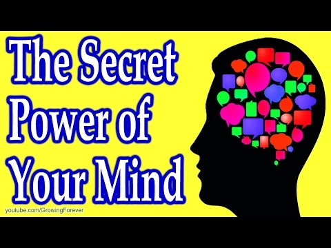 The Secret of Subconscious Mind Power and the Law of Attraction