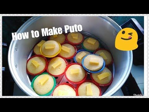 How to Make Puto using Hotcake Mix (Pang Business Part 6) | Simple Life