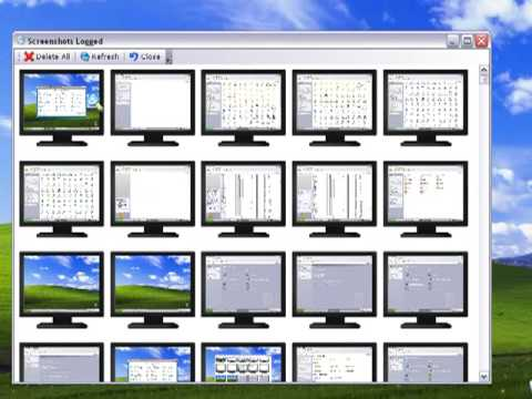 Computer Monitoring Software [Auto Capture PC Trailer]