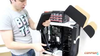 Как собрать компьютер | Собираем Skynet PC(Заказать такой ПК : http://goo.gl/x7DwGY **Интернет-Магазин: http://www.compday.ru/ **Compday ВКонтакте: http://vk.com/compday Конфигурация..., 2014-12-20T15:44:33.000Z)