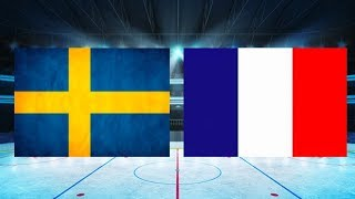 Sverige mot Frankrike (4-0) – Maj. 7, 2018 | Höjdpunkter | World ChampionShip 2018